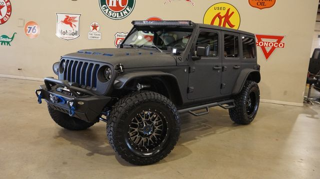 2020 Jeep Wrangler JL Unlimited Sport 4X4 DUPONT KEVLAR,LIFTED,LED'S