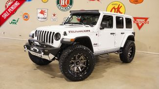 2020 Jeep Wrangler JL Unlimited Rubicon 4X4 LIFTED,BUMPERS,LED'S,NAV,HTD LTH in Carrollton, TX 75006