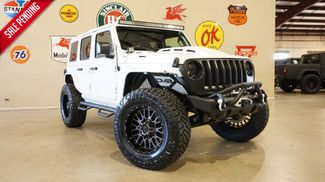 2020 Jeep Wrangler JL Unlimited Sport 4X4 LIFTED,BUMPERS,LED'S,HTD LTH,20'S in Carrollton, TX 75006
