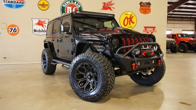 2020 Jeep Wrangler JL Unlimited Sport 4X4 LIFTED,BUMPERS,LED'S,HTD LTH,20'S