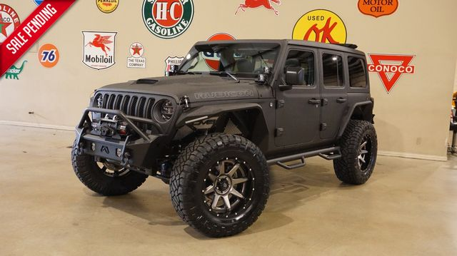 2020 Jeep Wrangler JL Unlimited Rubicon 4X4 SKY TOP,DUPONT KEVLAR,LIFT,LED'S
