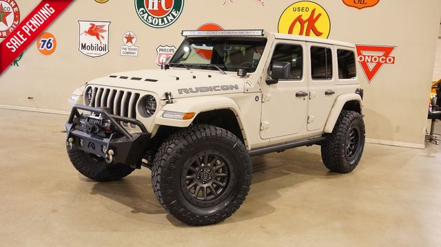 2020 Jeep Wrangler JL Unlimited Rubicon 4X4, KEVLAR,RARE DIESEL,LIFT