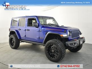 2020 Jeep Wrangler Unlimited Rubicon NEW LIFT/CUSTOM WHEELS AND TIRES in McKinney, Texas 75070