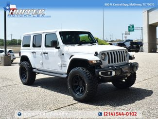 2020 Jeep Wrangler Unlimited Sahara in McKinney, Texas 75070