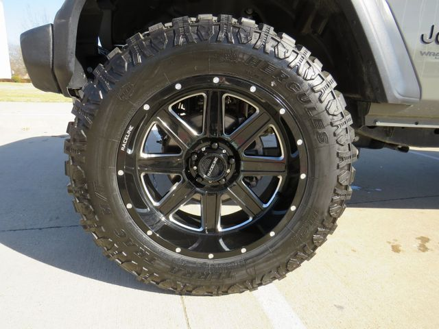 2020 Jeep Wrangler Unlimited Sport Altitude NEW LIFT/WHEELS AND TIRES in McKinney, Texas 75070