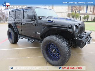 2020 Jeep Wrangler Unlimited Sport Custom Lift, Wheels and Tires in McKinney, Texas 75070