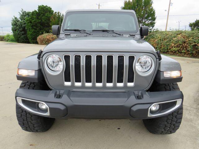 2020 Jeep Wrangler Unlimited Sahara NEW LIFT CUSTOM WHEELS AND TIRES in McKinney, Texas 75070