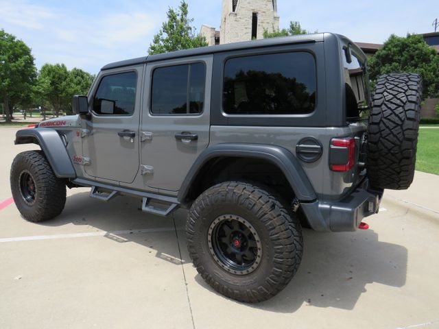 2020 Jeep Wrangler Unlimited Rubicon Mopar Lift, Wheels and Tires in McKinney, Texas 75070