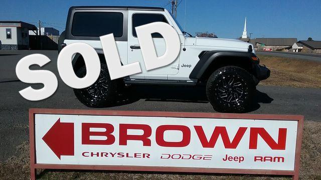 2020 Jeep Wrangler Sport Minden, LA