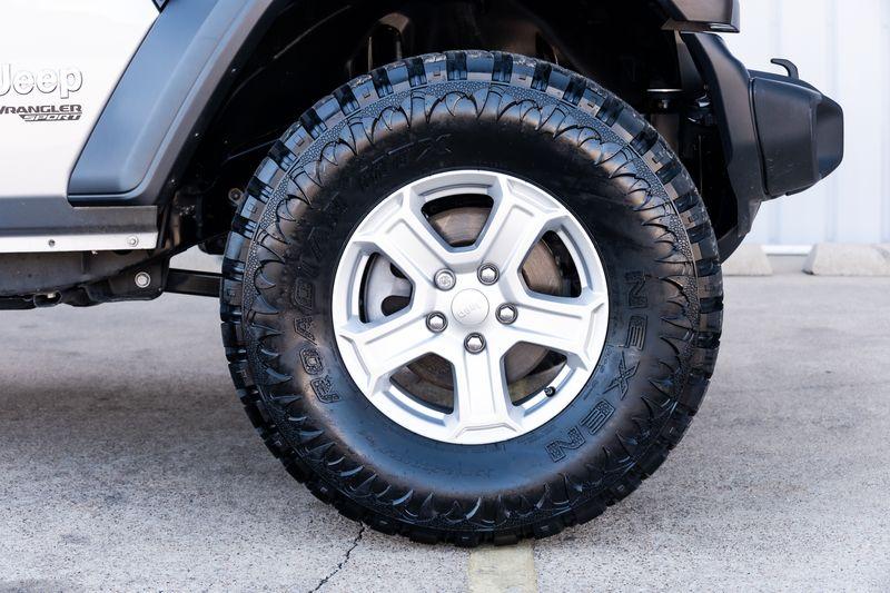 2020 Jeep Wrangler Sport S in Rowlett, Texas