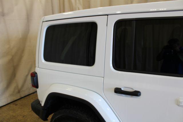 2020 Jeep Wrangler Unlimited 4x4 Sahara Altitude in Roscoe, IL 61073