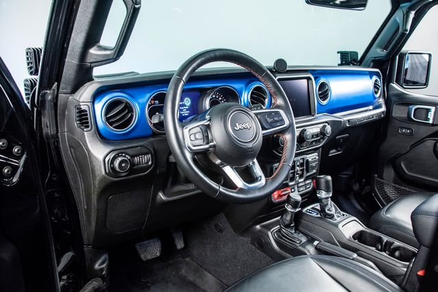 2020 Jeep Wrangler Unlimited Rubicon Hellcat Conversion Over $100k Invested in Addison, TX 75001