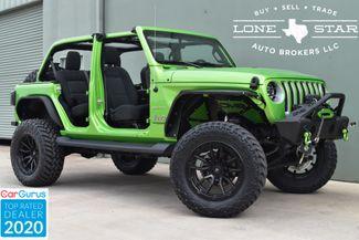 2020 Jeep Wrangler Unlimited Sahara   Arlington, TX   Lone Star Auto Brokers, LLC-[ 4 ]