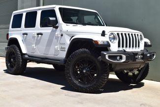 2020 Jeep Wrangler Unlimited Sahara | Arlington, TX | Lone Star Auto Brokers, LLC-[ 4 ]