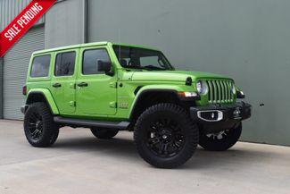 2020 Jeep Wrangler Unlimited Sahara   Arlington, TX   Lone Star Auto Brokers, LLC-[ 2 ]