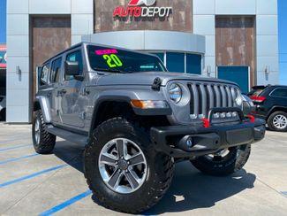 2020 Jeep Wrangler Unlimited Sahara in Calexico, CA 92231