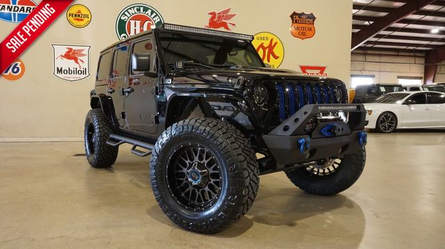 2020 Jeep Wrangler Unlimited Sport Altitude 4X4 LIFTED,BUMPERS,LED'S in Carrollton, TX 75006