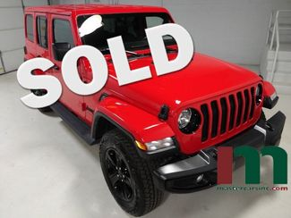 2020 Jeep Wrangler Unlimited Sahara Altitude | Granite City, Illinois | MasterCars Company Inc. in Granite City Illinois