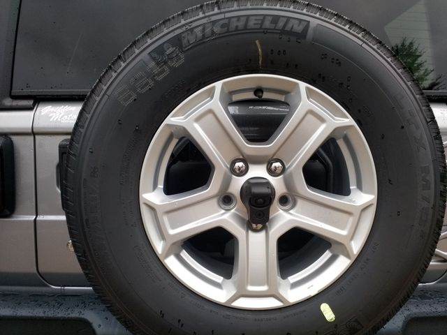 2020 Jeep Wrangler Unlimited Sport S Houston, Mississippi 6