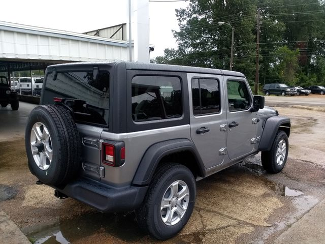 2020 Jeep Wrangler Unlimited Sport S Houston, Mississippi 5