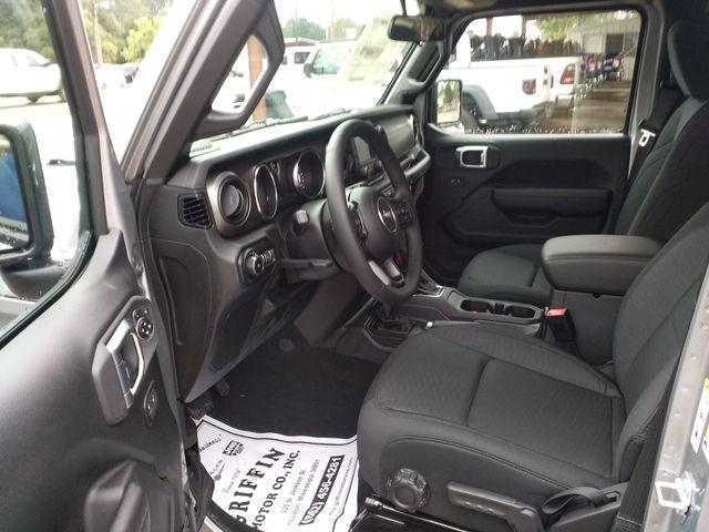 2020 Jeep Wrangler Unlimited Sport S Houston, Mississippi 8