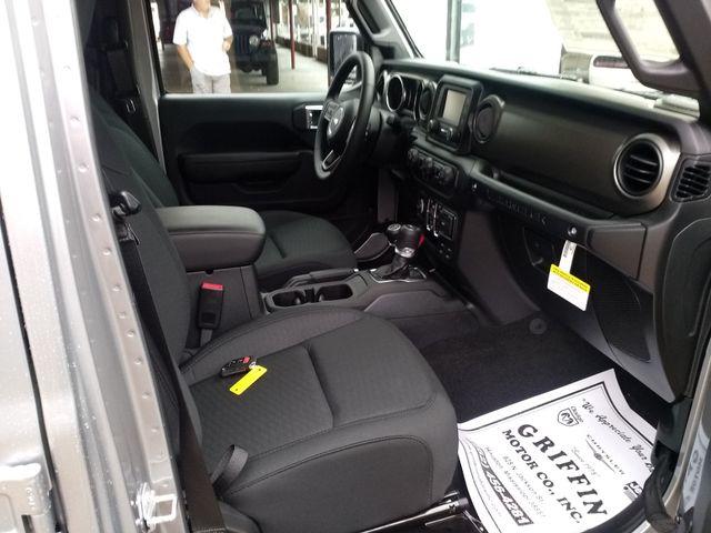 2020 Jeep Wrangler Unlimited Sport S Houston, Mississippi 9