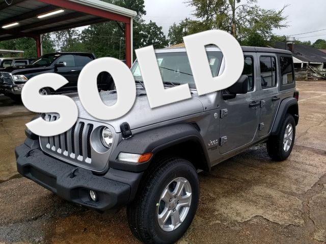 2020 Jeep Wrangler Unlimited Sport S Houston, Mississippi