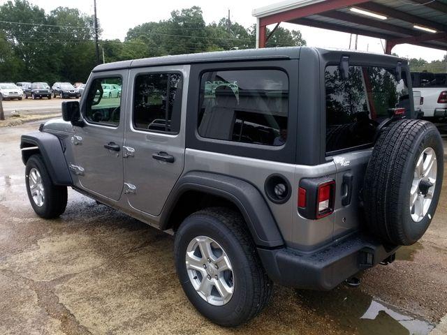 2020 Jeep Wrangler Unlimited Sport S Houston, Mississippi 4