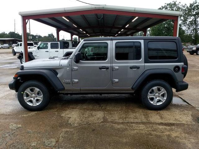 2020 Jeep Wrangler Unlimited Sport S Houston, Mississippi 3