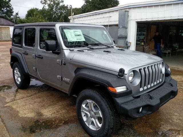 2020 Jeep Wrangler Unlimited Sport S Houston, Mississippi 1