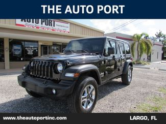 2020 Jeep Wrangler Unlimited Sport S 4X4 in Largo, Florida 33773