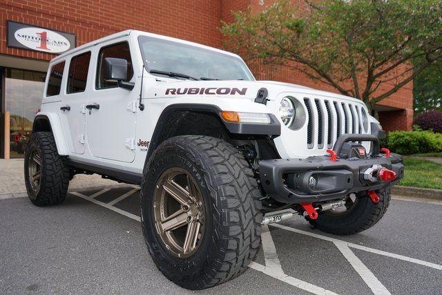 2020 Jeep Wrangler Unlimited Rubicon in Marietta, GA 30067