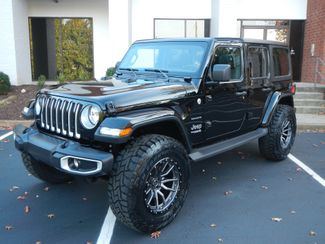 2020 Jeep Wrangler Unlimited Sahara in Marietta, Georgia 30067