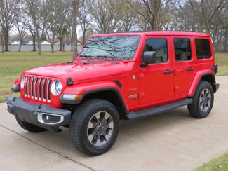 2020 Jeep Wrangler Unlimited Sahara 4X4 in Marion, Arkansas 72364