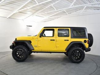 2020 Jeep Wrangler Unlimited Sport S in McKinney, TX 75070