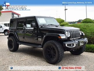 2020 Jeep Wrangler Unlimited Sahara in McKinney, TX 75070