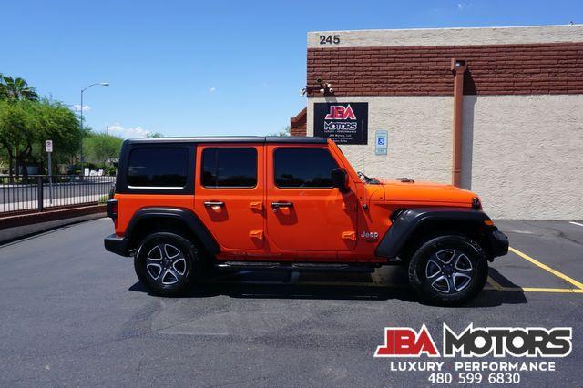 2020 Jeep Wrangler Unlimited Sport S in Mesa, AZ 85202