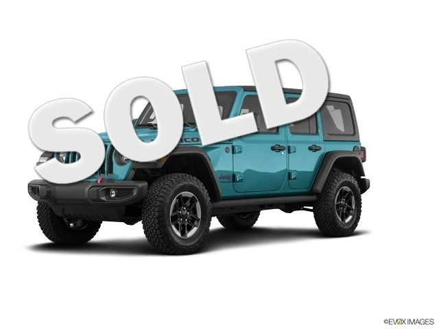 2020 Jeep Wrangler Unlimited Rubicon Minden, LA
