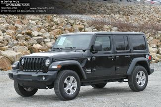 2020 Jeep Wrangler Unlimited Sport S 4X4 Naugatuck, Connecticut