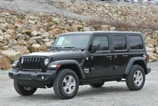 2020 Jeep Wrangler Unlimited Sport S 4X4 Naugatuck, Connecticut 2