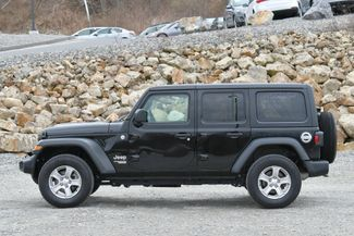 2020 Jeep Wrangler Unlimited Sport S 4X4 Naugatuck, Connecticut 3
