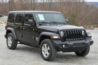 2020 Jeep Wrangler Unlimited Sport S 4X4 Naugatuck, Connecticut 8
