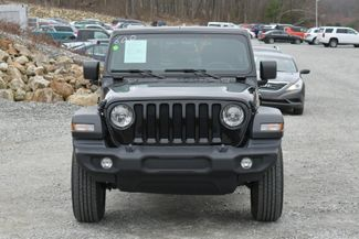2020 Jeep Wrangler Unlimited Sport S 4X4 Naugatuck, Connecticut 9
