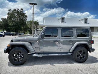 2020 Jeep Wrangler Unlimited SAHARA ALTITUDE NAV ALPINE HEATED SEATS LOADED  Plant City Florida  Bayshore Automotive   in Plant City, Florida