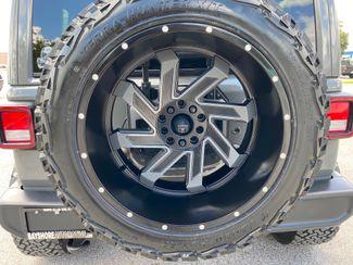 2020 Jeep Wrangler Unlimited STINGRAY SAHARA LIFTED LEATHER NAV ALPINE 35s  Plant City Florida  Bayshore Automotive   in Plant City, Florida