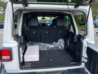 2020 Jeep Wrangler Unlimited WHITE-OUT SAHARA LEATHER HARDTOP NAV ALPINE  Plant City Florida  Bayshore Automotive   in Plant City, Florida