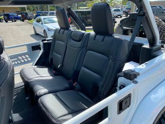 2020 Jeep Wrangler Unlimited WHITE-OUT SAHARA LEATHER HARDTOP NAV ALPINE  Plant City Florida  Bayshore Automotive   in Plant City, Florida