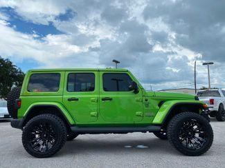 2020 Jeep Wrangler Unlimited TURBO MOJITO HARDTOP NAV LEATHER 35s ALPINE  Plant City Florida  Bayshore Automotive   in Plant City, Florida