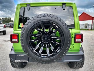 2020 Jeep Wrangler Unlimited TURBO MOJITO HARDTOP NAV LEATHER 35s ALPINE  Plant City Florida  Bayshore Automotive   in Plant City, Florida