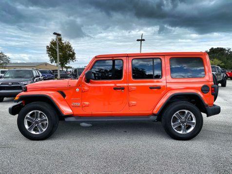 2020 Jeep Wrangler Unlimited PUNK'N TURBO SAHARA NAV ALPINE HARDTOP in Plant City, Florida